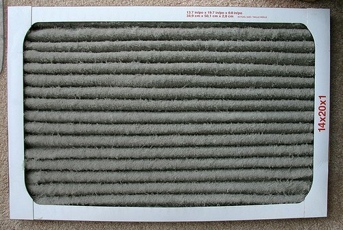Changing Your HVAC Air Filter