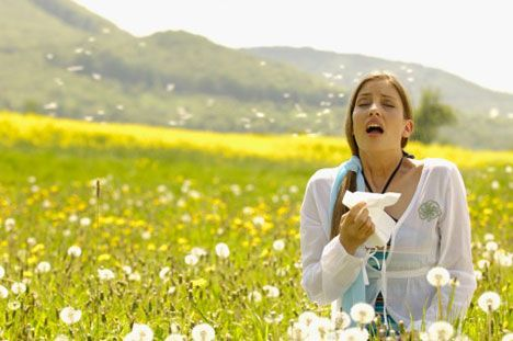 Proper HVAC Maintenance Can Help with Allergy Season