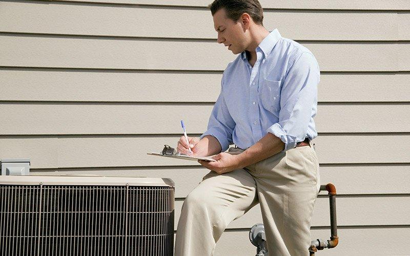 Maintain HVAC